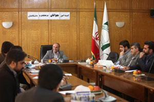 سومین جلسه کمیته امور جوانان، فرهنگیان و دانشگاهیان ستاد بزرگداشت امام خمینی(س) برگزار شد