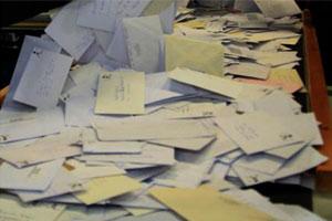 نامه هایی از سراسر جهان