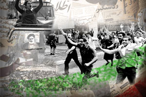 نگاهی اجمالی بر حوادث نهضت از آغاز تا ورود حضرت امام به ایران