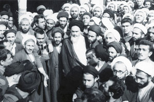امام خمینی در قم