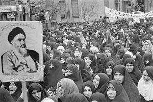 ایران در انتظار [امام] خمینی است