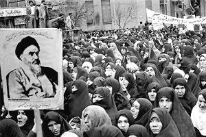 زن و انقلاب از دیدگاه امام خمینی(س)