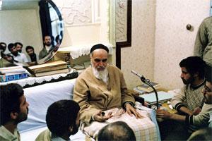 امام خمینی: عدل از هر کس صادر بشود عدل است و جرم و جور از هر کس صادر بشود جور است
