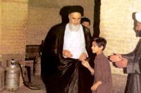 ویژگی های بارز اخلاقی امام در زمان اقامت در نجف