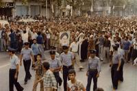 حال و هوای ایران در روز 17 بهمن 57