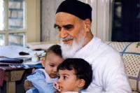 خاطراتی از رفتار حضرت امام خمینی (س) با کودکان و نوجوانان