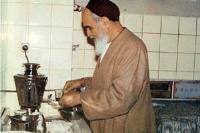 ویژگی های فردی حضرت امام خمینی (س)