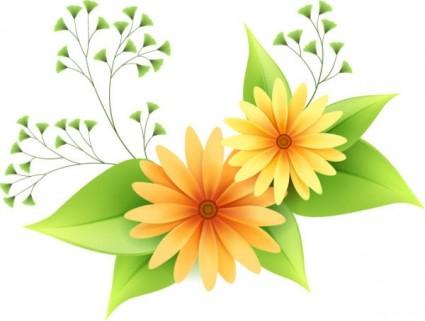flower-vector-9