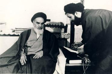 Image result for احمد خمینی