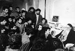 دیدار تیمهای استقلال و پرسپولیس و شاهین با امام