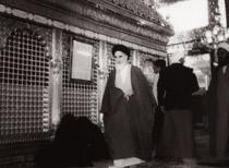 جریان ورود امام راحل به عراق و تشرف و اقامت در جوار مقدس مولىالموالى، امیرالمؤمنین(ع)