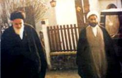 تدارکات ورود امام به ایران