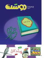 مجله کودک 495